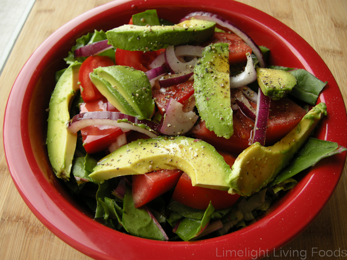 filling salad recipe and salad ideas ForSalas Ideas