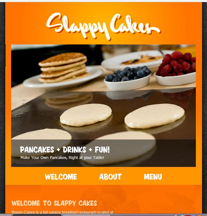 Sllappy Cakes
