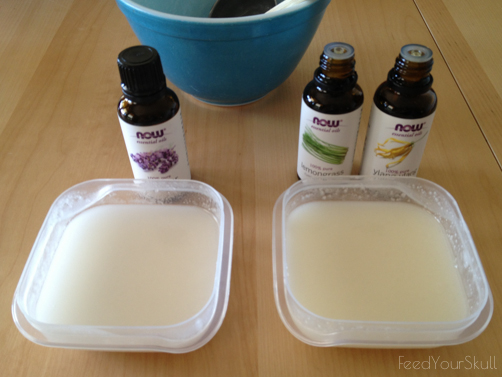 DIY Saturday: Homemade Deodorant