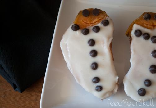 Tuxedo Sweet Potato