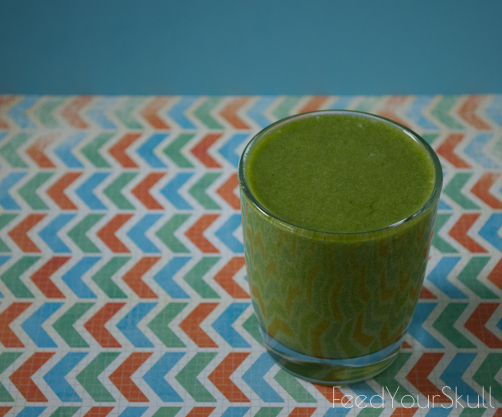 Shake Your Tree Green Smoothie