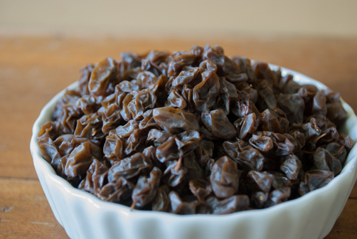 DIY Raisins | Feed Your Skull