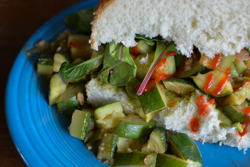 Zucchini Torta | Feed Your Skull