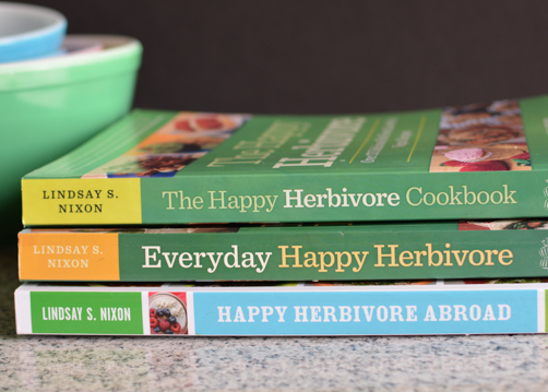 Happy Herbivore | Feed Your Skull