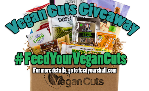 FeedYourVeganCutsContest