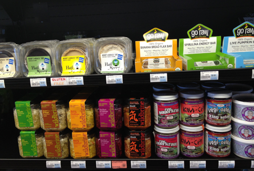 Friday Review: Fruitful Yield Health Foods (Batavia, IL)