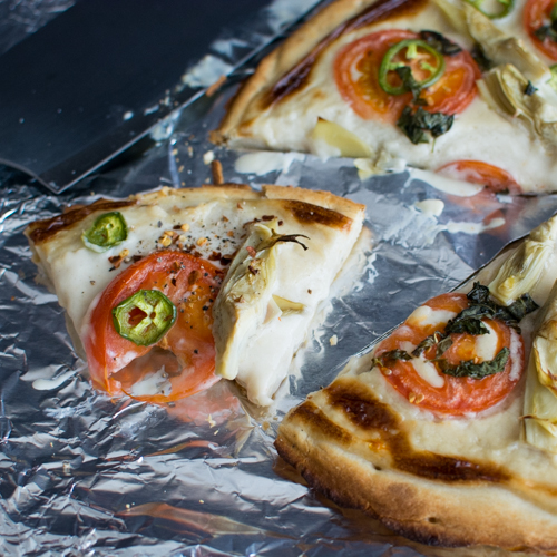 Go Make This: Colorado Vegan's Coconut Milk Vegan Pizza