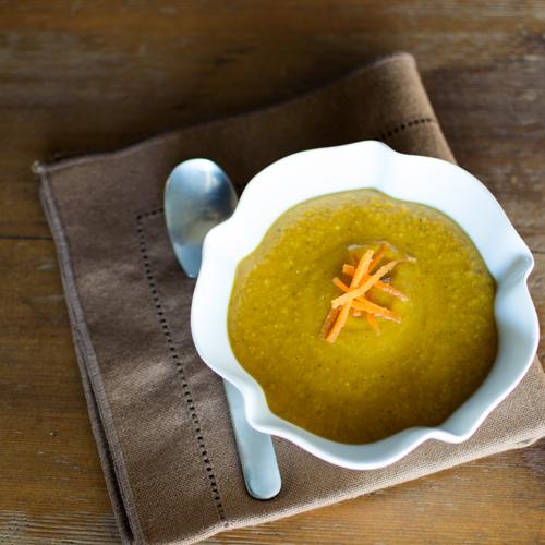 Copycat Amy's Indian Golden Lentil Soup