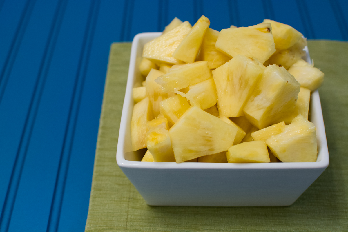 Feed Your Skull a Snack : Pineapple