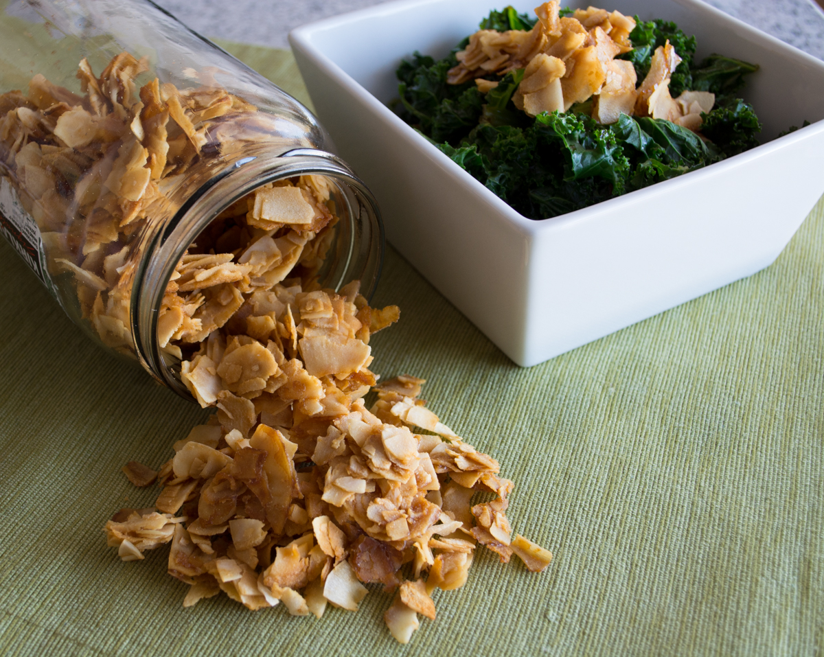 Go Make This: Choosing Raw's Coconut Bacon | Feed Your Skull