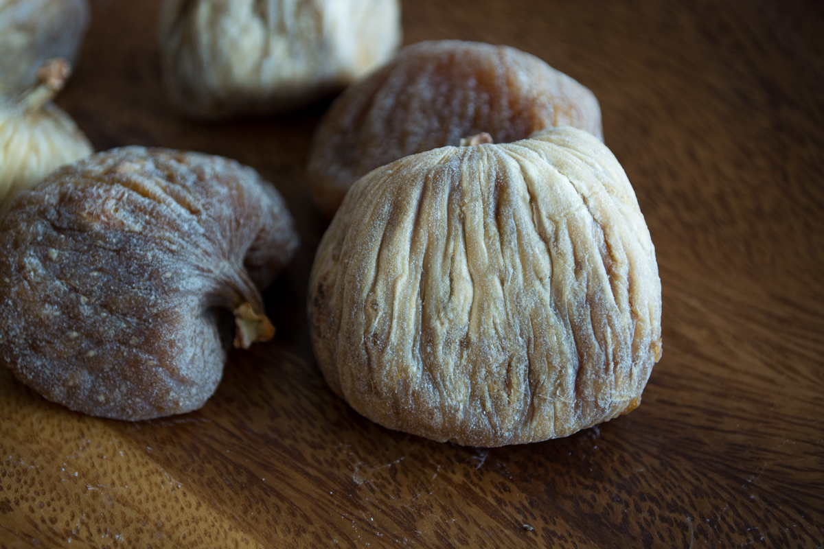 Feed Your Skull a Snack: Turkish Figs