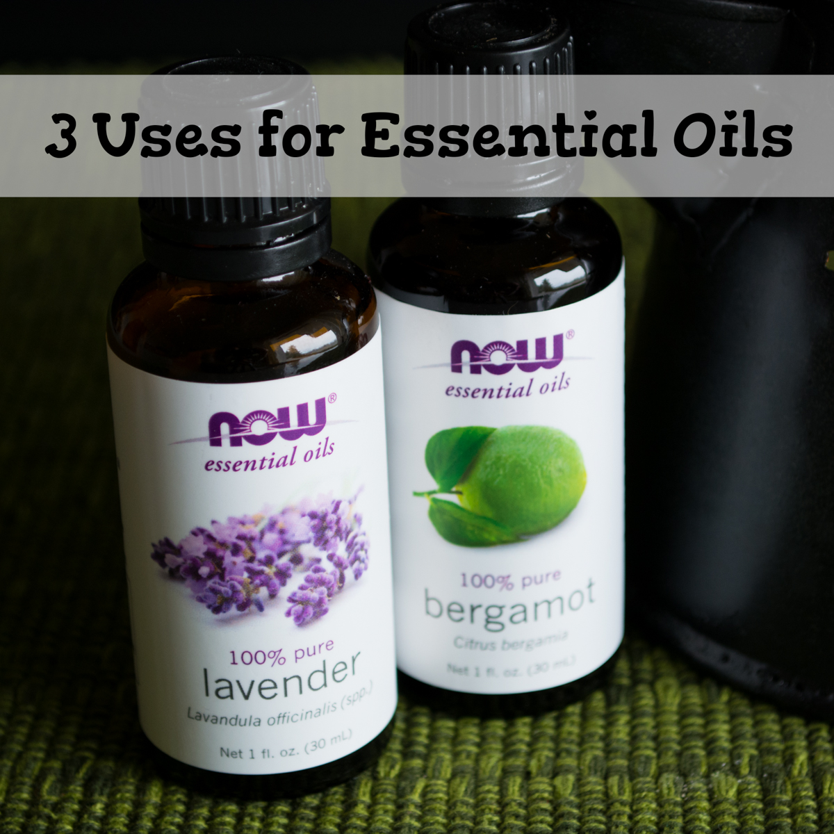 3 Uses for Essential Oils | Feed Your Skull