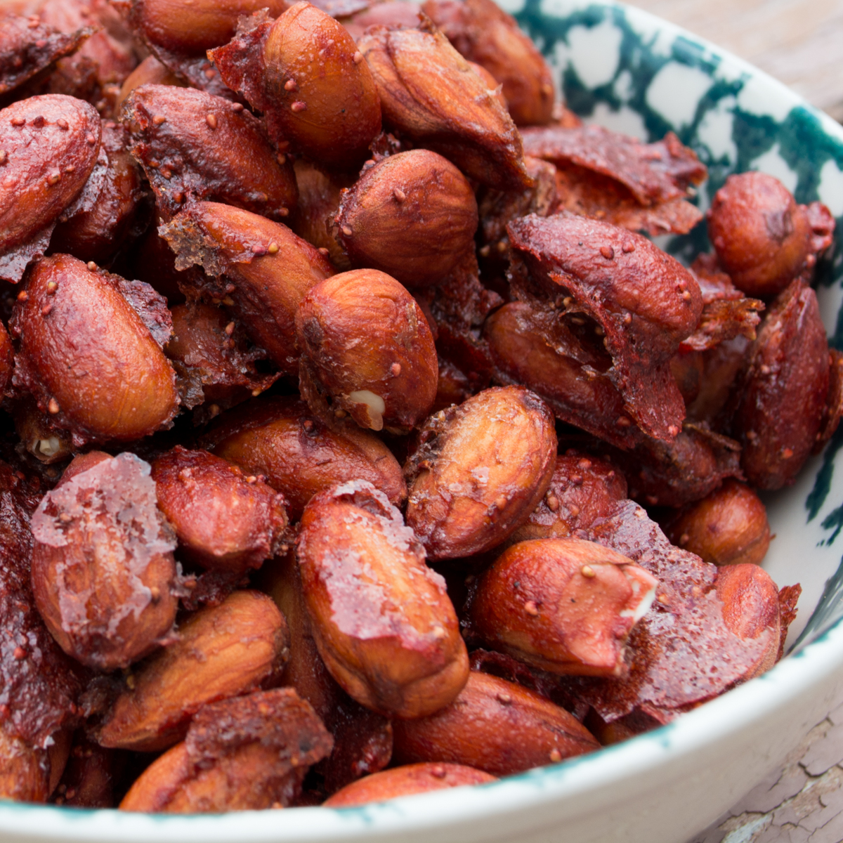 Strawberry Almonds