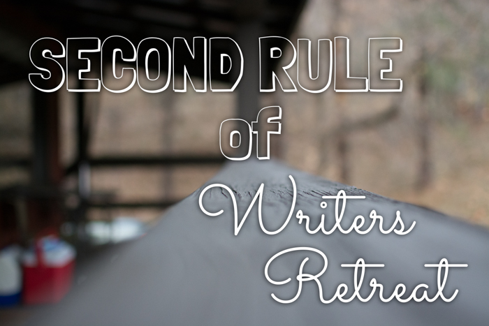 Second Rule of Writers Retreat | Feed Your Skull
