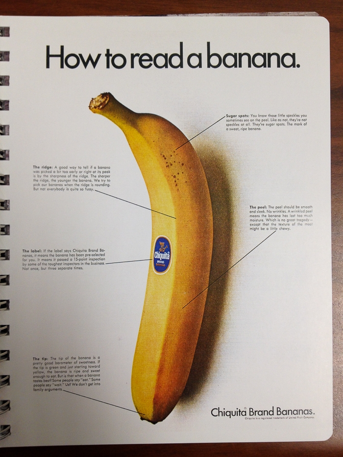 How to Read a Banana | Feed Your Skull