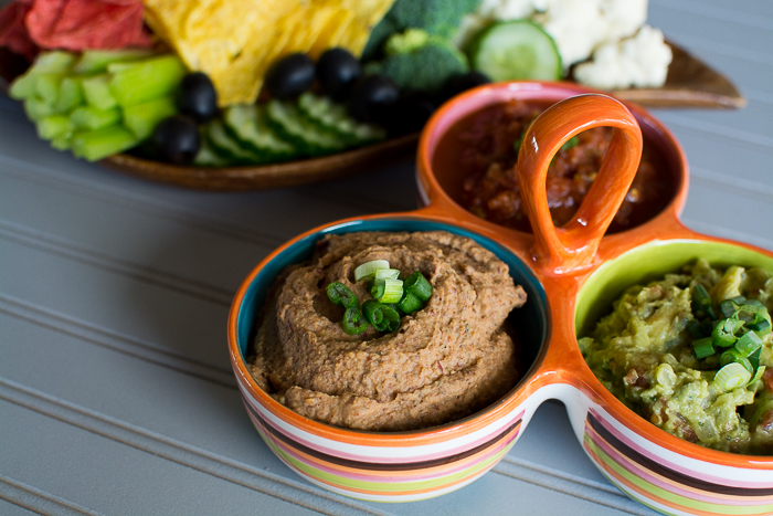 Fiesta Bean Dip | Feed Your Skull