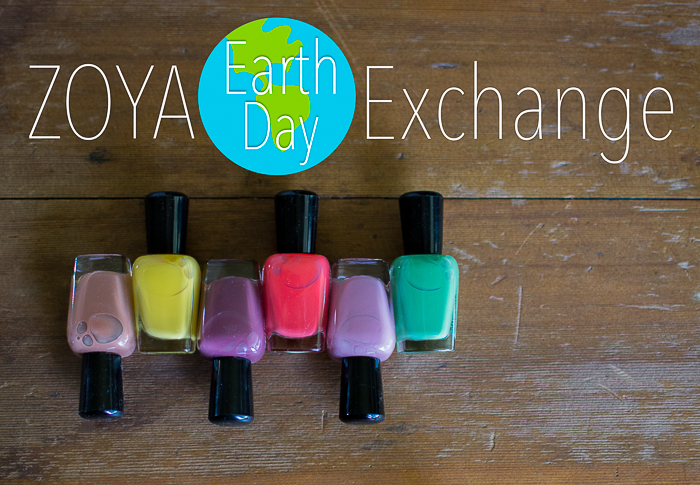 Zoya's Earth Day Exchange | Feed Your Skull