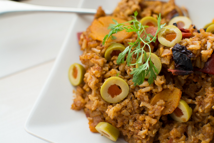 Instant Pot Spanish Rice Recipe | Feed Your Skull