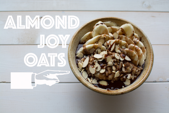 Almond Joy Oats | Feed Your Skull