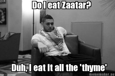 ZaatarThyme