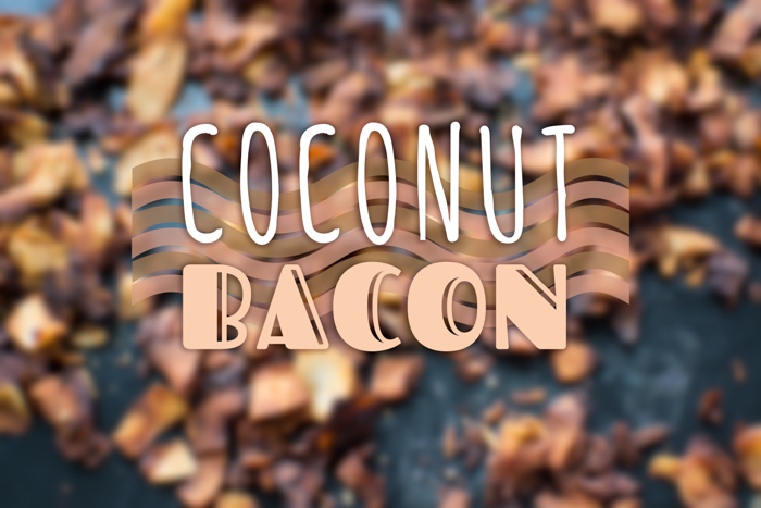 How to Make Coconut Bacon | Feed Your Skull