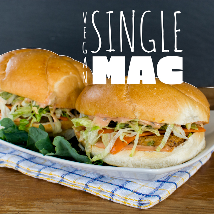 Vegan Single Mac | Feed Your Skull