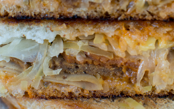 Vegan Reuben Sandwich | Feed Your Skull