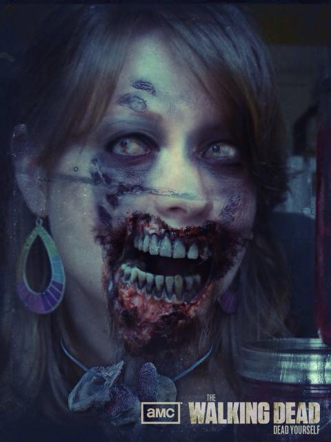 Zombie Michelle