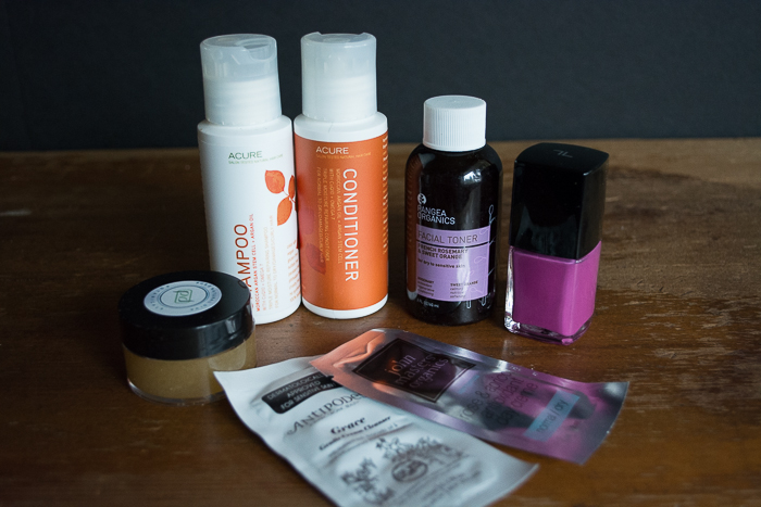 March 2014 Vegan Cuts Beauty Box | Feed Your Skull