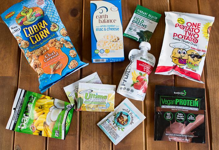 September 2014 Vegan Cuts Snack Box   Feed Your Skull