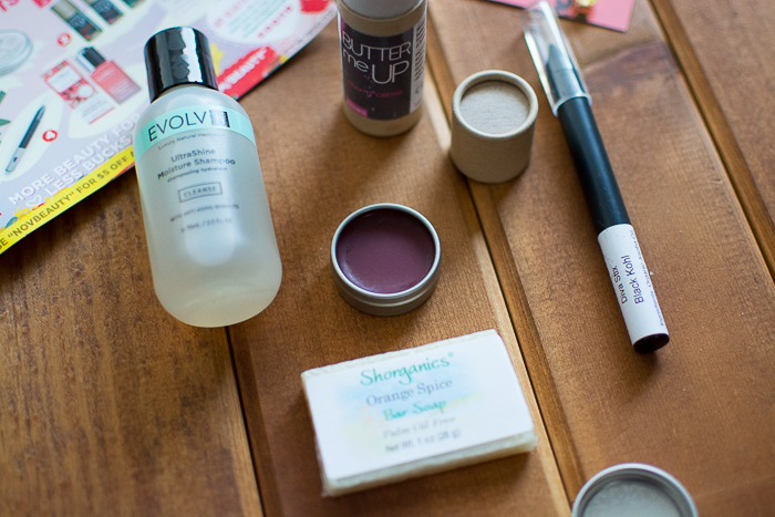 November 2014 Vegan Cuts Beauty Box | Feed Your Skull