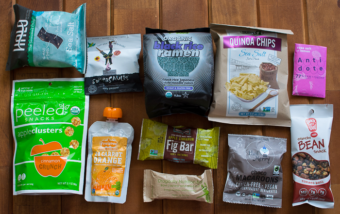 Vegan Cuts November 2014 Snack Box | Feed Your Skull