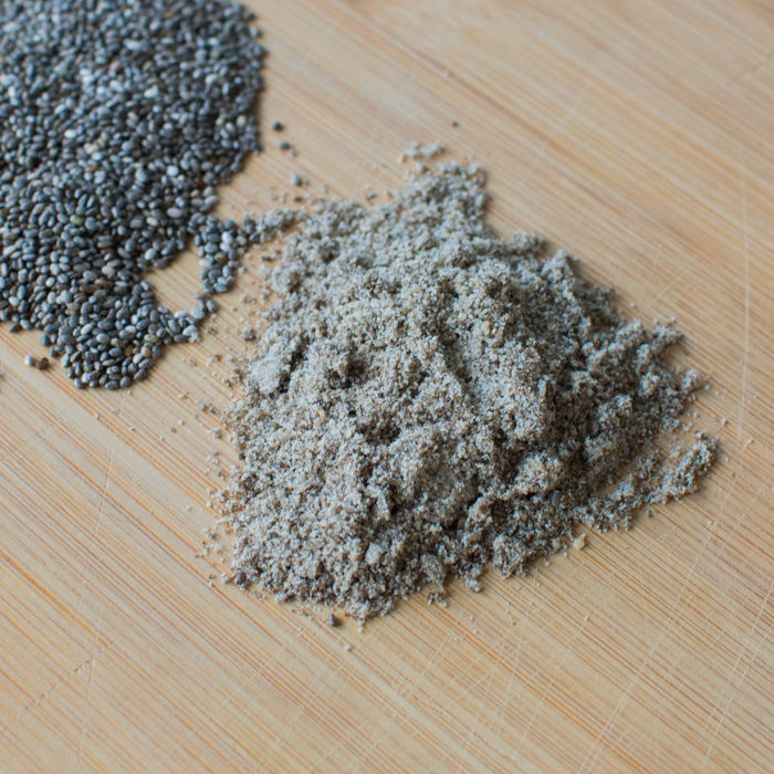 How to Make Chia Flour | Feed Your Skull