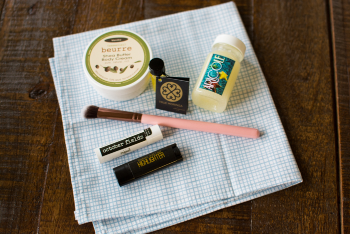 October 2015 Vegan Cuts Beauty Box | Feed Your Skull