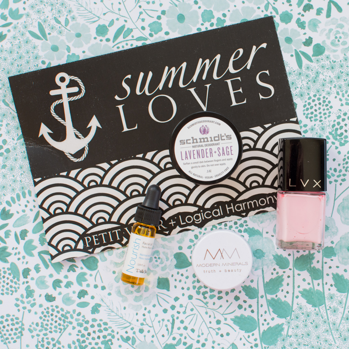 Summer Loves July 2014 Petit Vour | Feed Your Skull