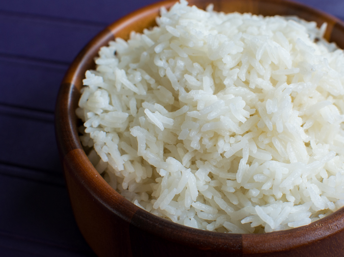 Instant Pot Recipe: Coconut Milk Rice | Feed Your Skull