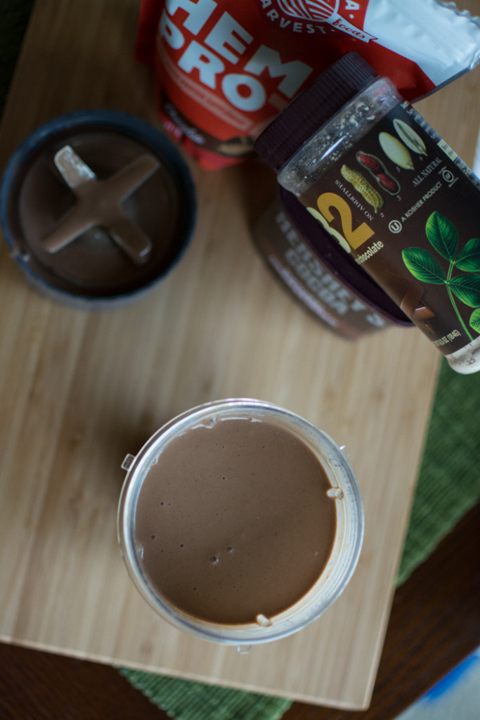 Triple Chocolate Smoothie | Feed Your Skull