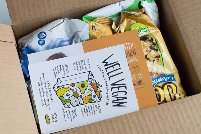 Vegan Cuts Snack Box {January 2016} | Feed Your Skull
