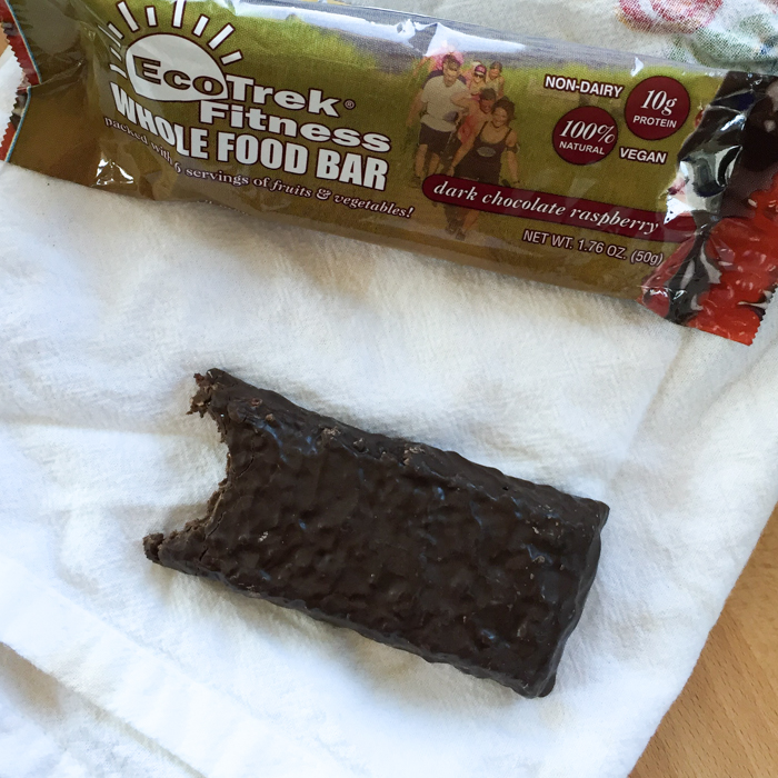 EcoTrek Fitness Whole Food Bar | Feed Your Skull