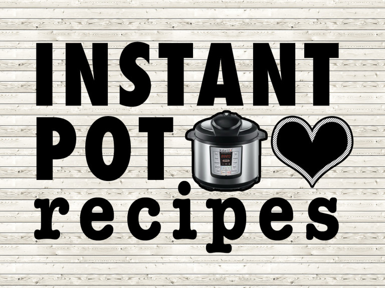 Go to Instant Pot Recipes