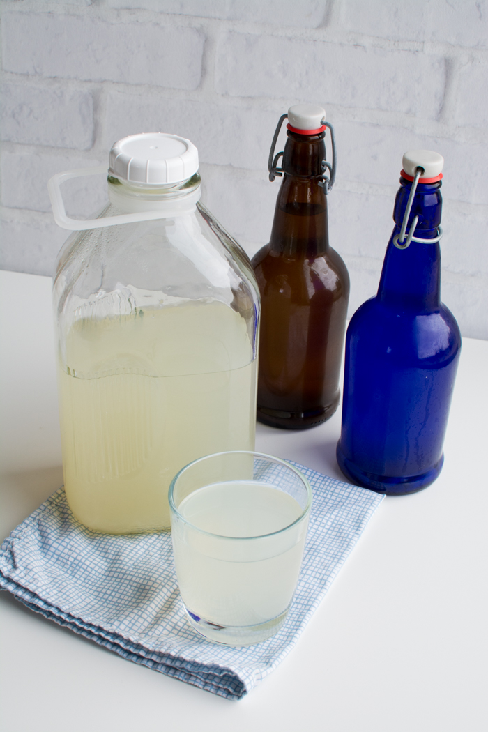 How to Make Water Kefir | Feed Your Skull