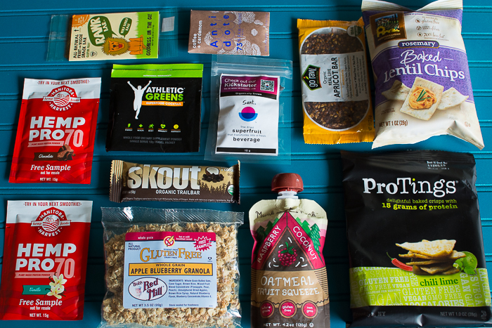 January 2015 Vegan Cuts Snack Box | Feed Your Skull