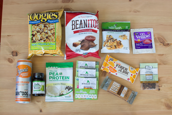 May 2015 Vegan Cuts Snack Box | Feed Your Skull
