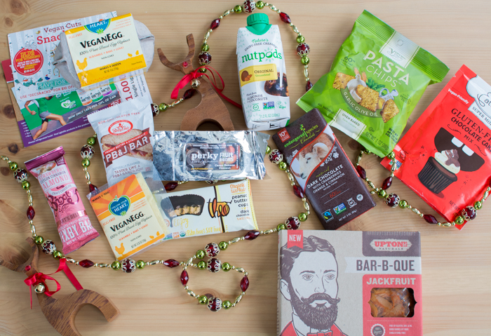 December 2015 Vegan Cuts Snack Box | Feed Your Skull